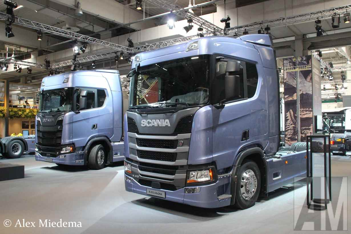 New generation scania wordt al volop besteld alex miedema for New generation