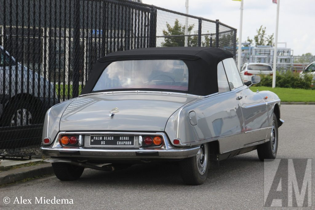 RM Sothebys - 1969 Citroën DS 21 Cabriolet Usine by