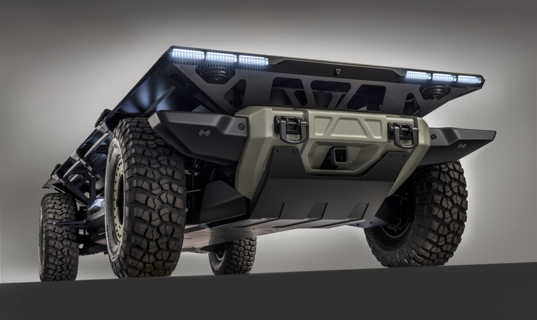 The Silent Utility Rover Universal Superstructure Surus